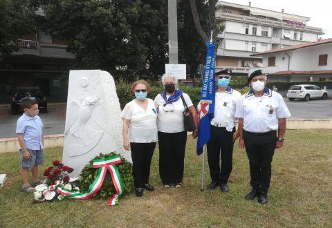 News: Commemorazione serg. magg. paracadutista m.o.v.m. stefano paolicchi - A.N.M.I. Massa