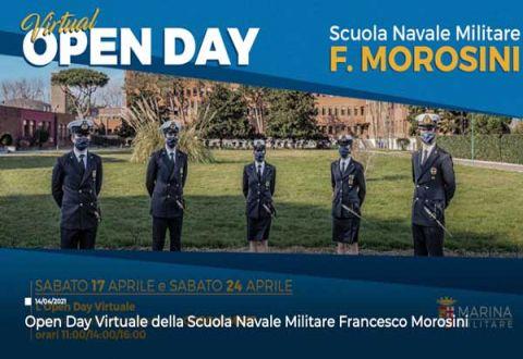 News: Open day virtuale della scuola navale militare francesco morosini - A.N.M.I. Massa
